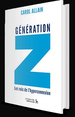 GÉNÉRATION Z – LES ROIS DE L'HYPERCONNEXION